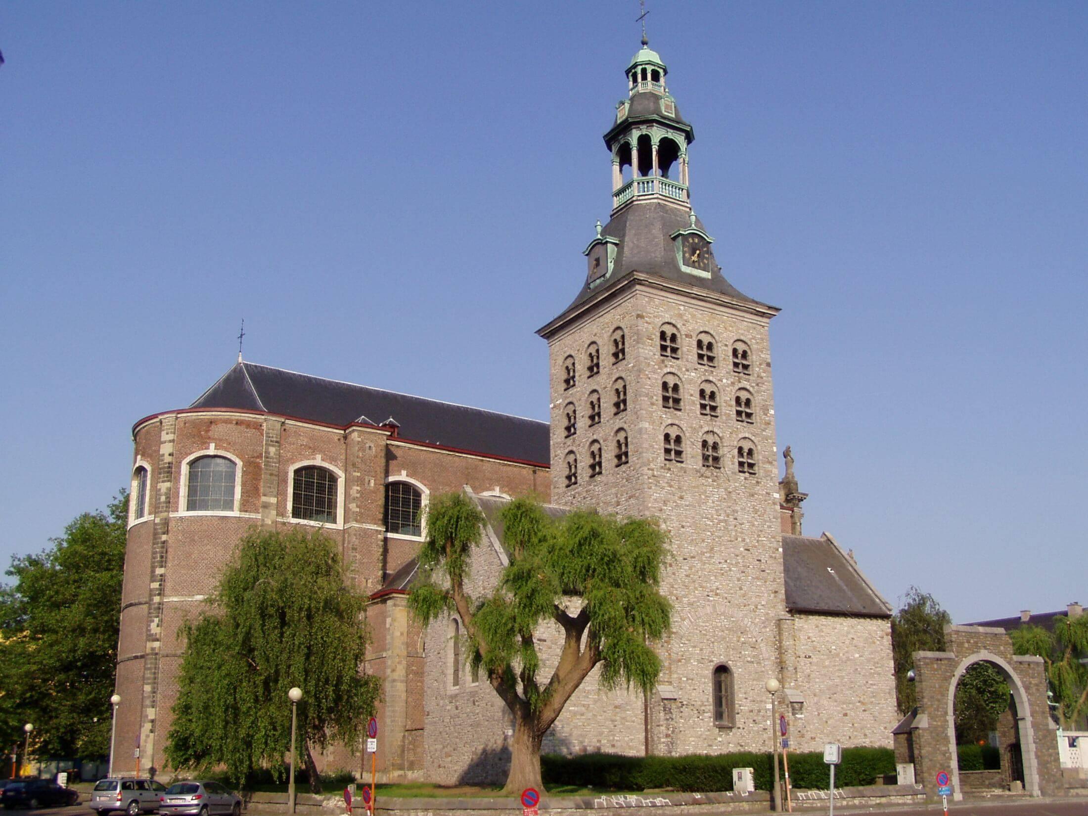 Sint Salvatorkerk Harelbeke