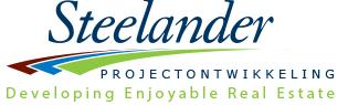 Domein De Steelander – Nieuwbouw appartementen te koop – Wonen aan water Logo
