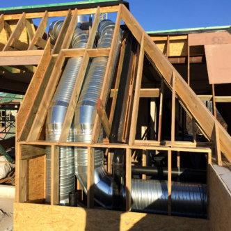 Residentie 4 - plaatsing ventilatie